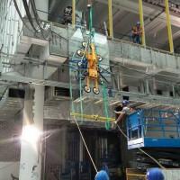 程煤 电动玻璃吸盘 大理石材吸盘吊机 可翻转玻璃吸盘