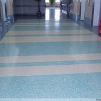 供应中山天柏PVC抗菌地板,PVC同质透心地板,PVC抗碘地板,工程施工。
