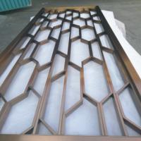 不锈钢彩色屏风隔断,不锈钢家居定制装修,等一系列不锈钢制