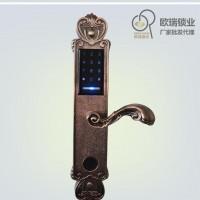 低价0R50红古密码锁 智能锁家用电子门锁直销