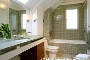 要想浴室高品格高端浴帘巧选择